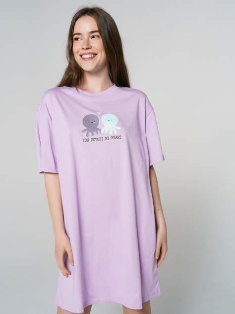 Ночная сорочка ТВОЕ 79535, фиолетовый