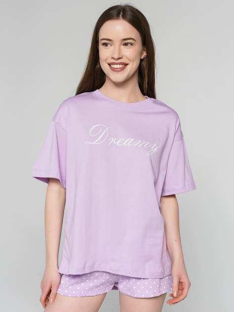 Пижама ТВОЕ 80233, фиолетовый