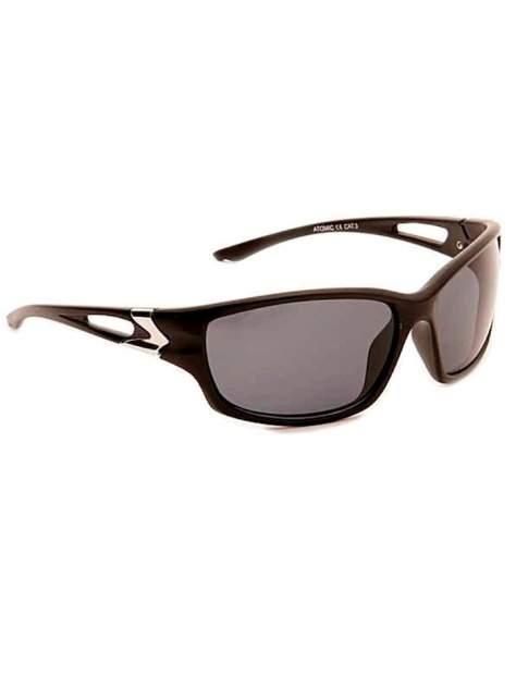 Солнцезащитные поликарбонатные спортивные очки EYELEVEL Atomic черный