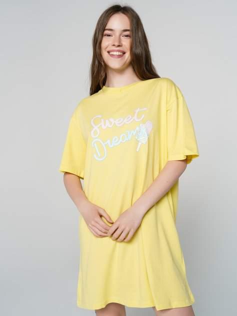 Ночная сорочка ТВОЕ 79585, желтый