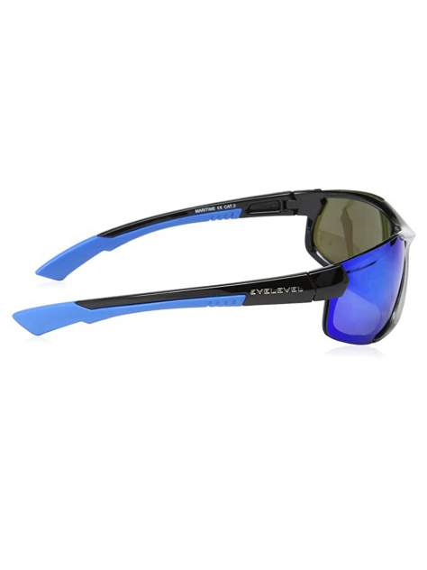 Солнцезащитные поляризационные очки для рыбалки EYELEVEL Maritime зеркально-синий