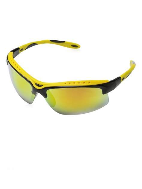 Солнцезащитные поликарбонатные спортивные очки EYELEVEL Peak желтый