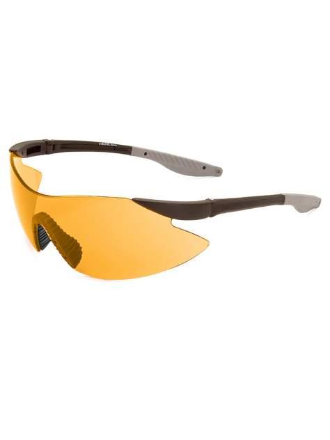 Солнцезащитные поликарбонатные спортивно-стрелковые очки EYELEVEL Target Orange