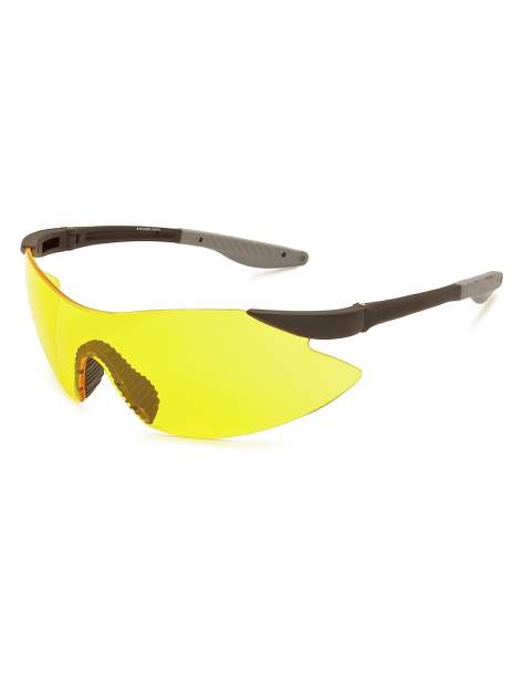 Солнцезащитные поликарбонатные спортивно-стрелковые очки EYELEVEL Target Yellow