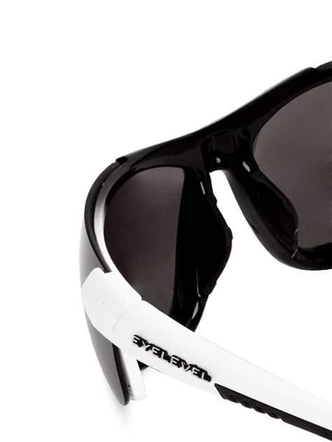 Солнцезащитные поликарбонатные спортивные очки EYELEVEL Tornado черный