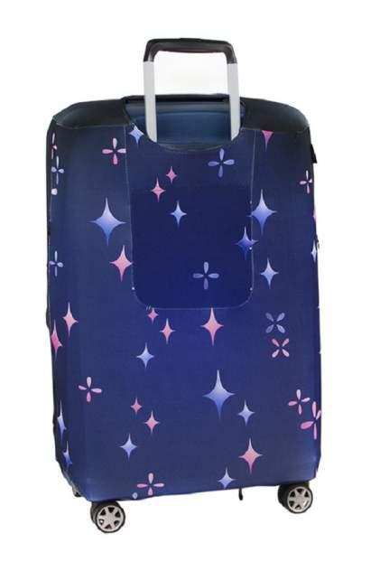 Чехол для чемодана RATEL R3_80_115WT_052_BF260U_S СИНИЙ, СИРЕНЕВЫЙ, РОЗОВЫЙ