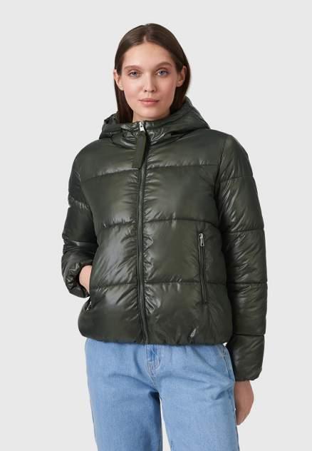 Куртка женская Modis M202W00580P282F хаки 48 RU