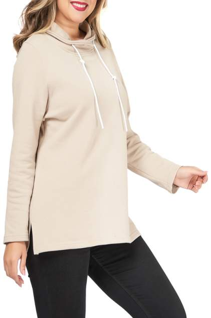 Блуза женская OLSI 1906035_1 бежевая 60