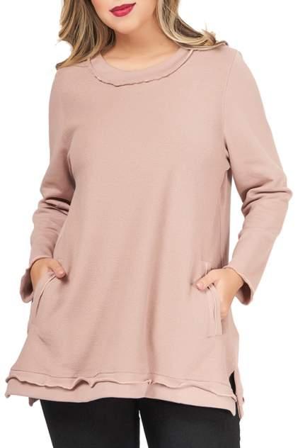 Блуза женская OLSI 1906036_2 розовая 64