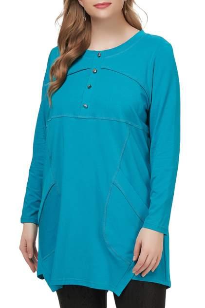 Блуза женская OLSI 2006002_3 зеленая 52