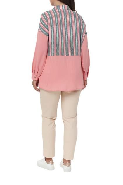 Блуза женская OLSI 2010005 розовая 52