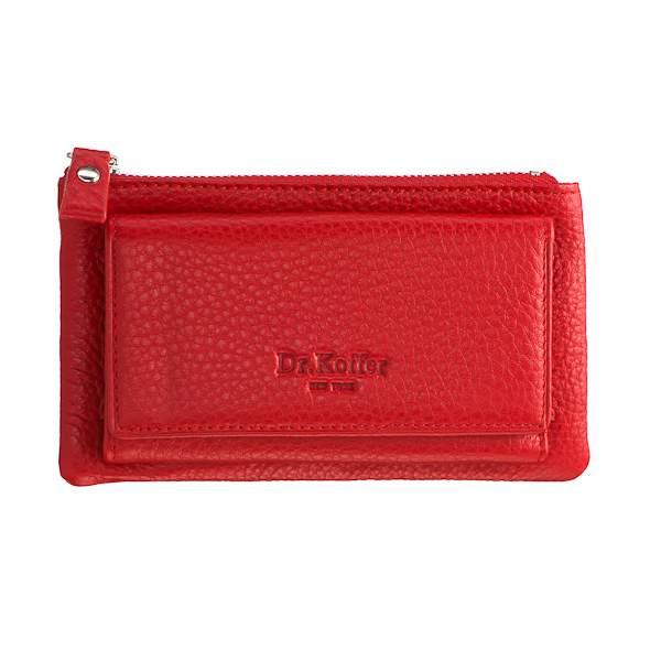Ключница женская Dr.Koffer X510324-01 красная
