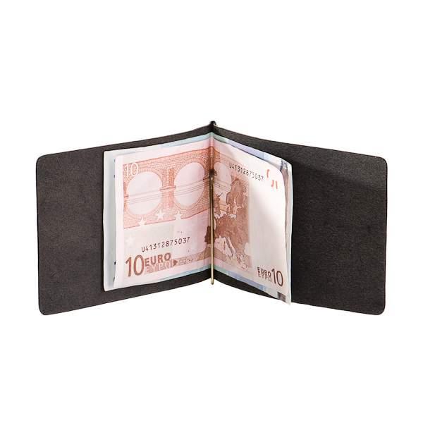 Зажим для денег мужской Dr.Koffer X510339-108 черный