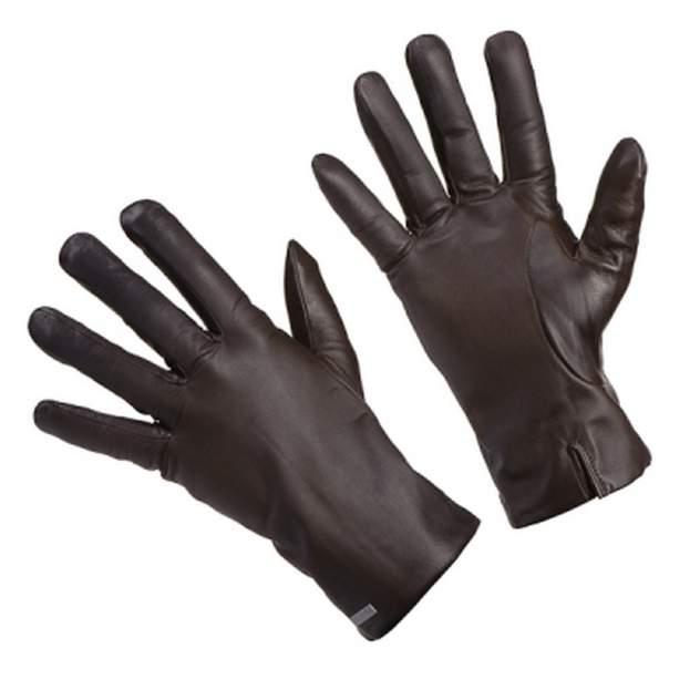 Перчатки мужские Dr.Koffer H710025-41 коричневые 8