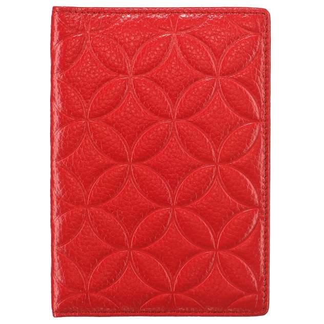 Обложка для паспорта Dr.Koffer X510130-149 красная