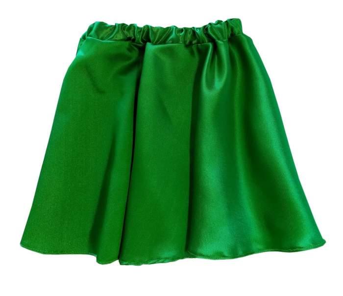Карнавальный костюм Учитель , цв. зеленый р.134