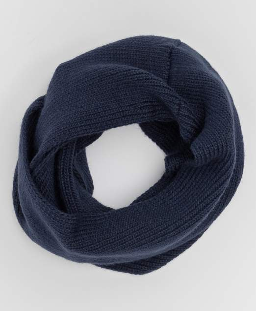Синий вязаный воротник Button Blue размер 58 220BBBJX75011000