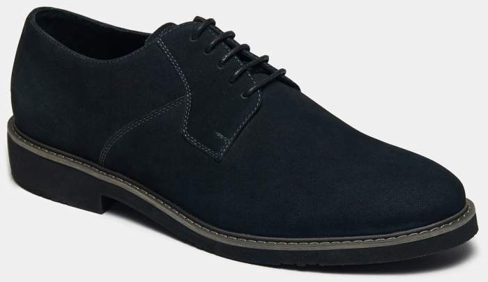 Туфли мужские Ralf Ringer 58101 синие 43 RU