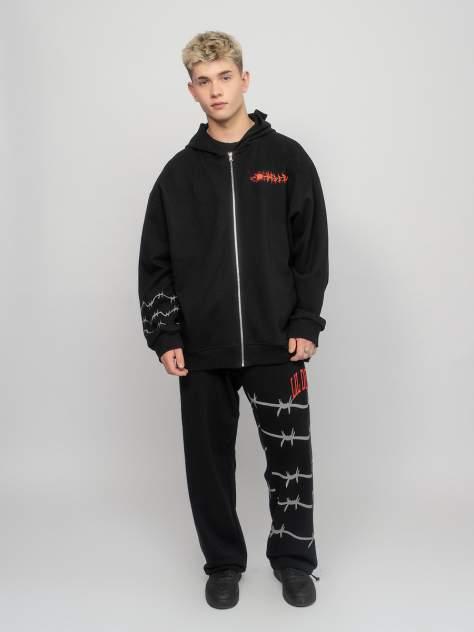 Спортивные брюки ТВОЕ 84133, черный