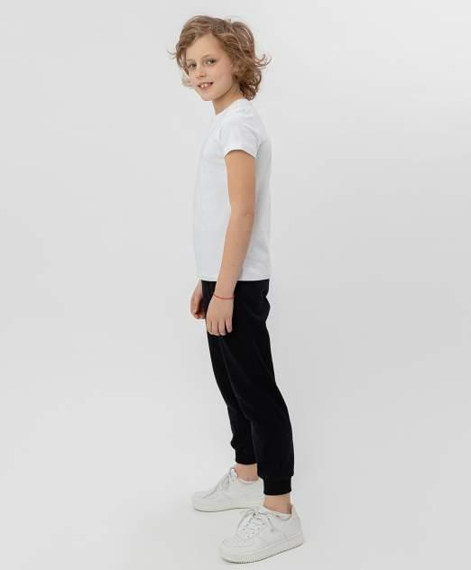 Белая футболка BUTTON BLUE 220BBBS12010200, размер 164