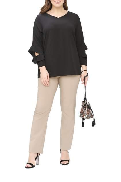 Блуза женская SVESTA C23087NO черная 56
