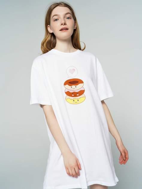 Ночная сорочка женская ТВОЕ 79542 белая M