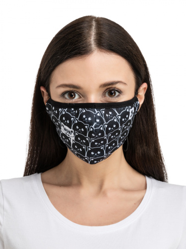 "Многоразовая маска унисекс Routemark Spiro ""Charmington"" (Неотразимый)"