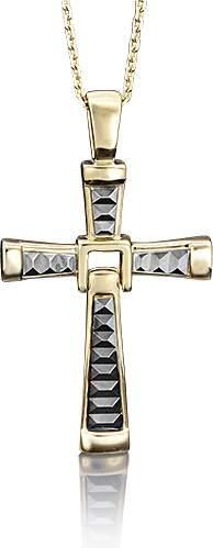 Подвеска-крестик ЮЗ Платина 03-2349-00-000-1130-04