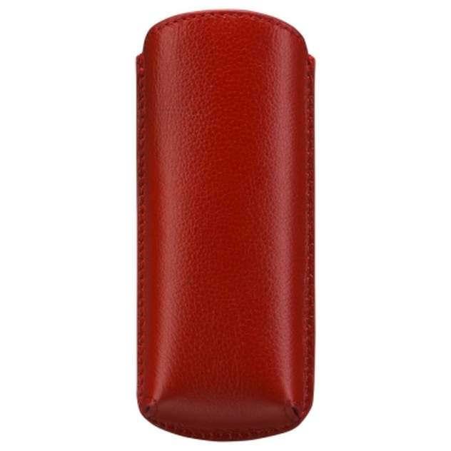 Футляр для очков женский Dr.Koffer X510377-01-12 красный