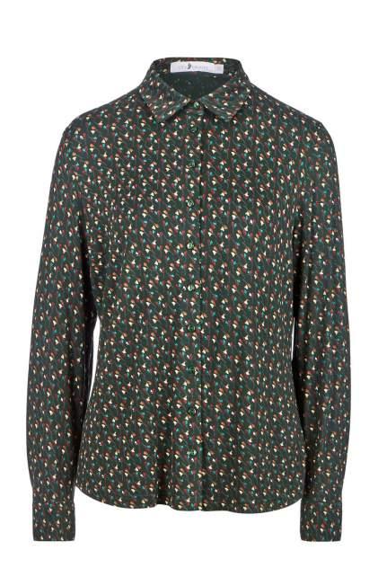 Рубашка женская Modern 03-4005-07 зеленая 40
