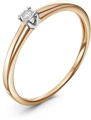 Кольцо женское Diamond Union 5-3576-103 р.17.5