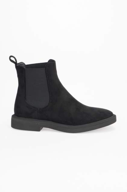 Ботинки женские Ennergiia H1193-K1172-1, черный