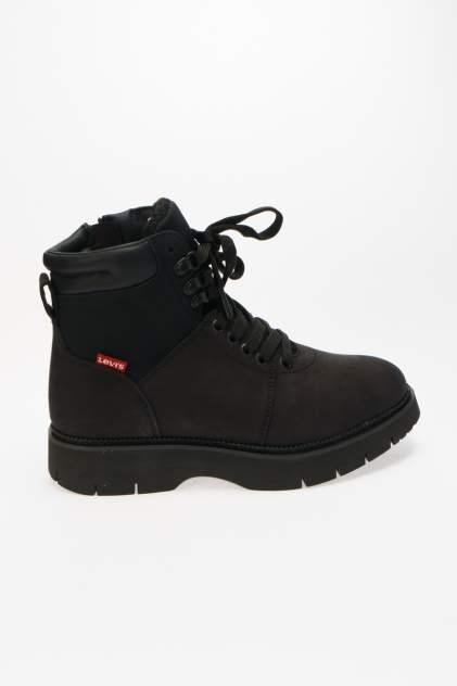 Ботинки женские Levi's 3835500910, черный