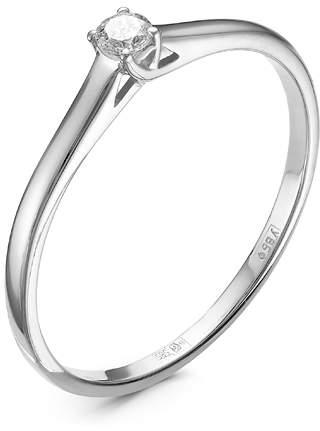 Кольцо женское Diamond Union 5-1182-103 р.17