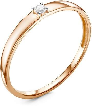 Кольцо женское Diamond Union 5-2997-103 р.17