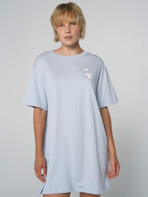 Ночная сорочка ТВОЕ 81881, голубой