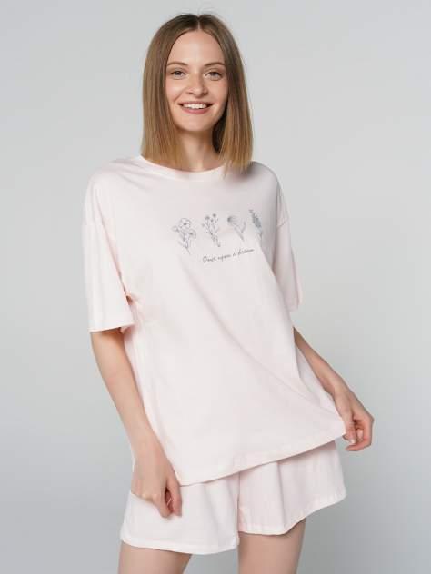 Пижама ТВОЕ 81982, розовый