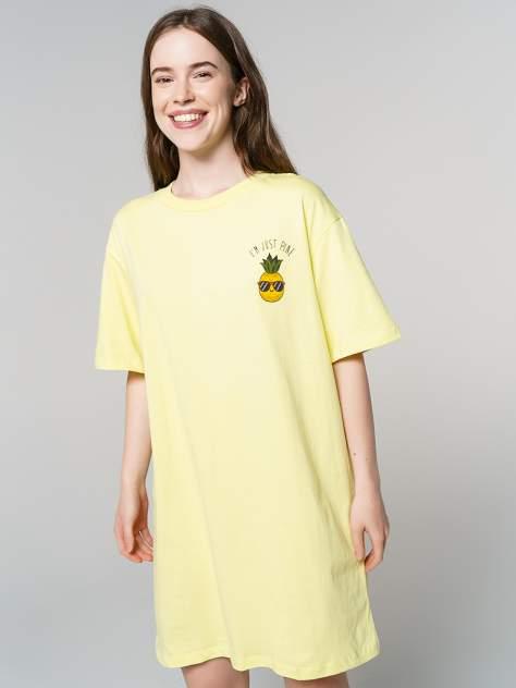 Ночная сорочка ТВОЕ 82193, зеленый