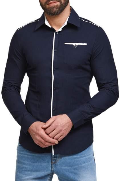 Рубашка мужская Envy Lab R51 синяя 2XL