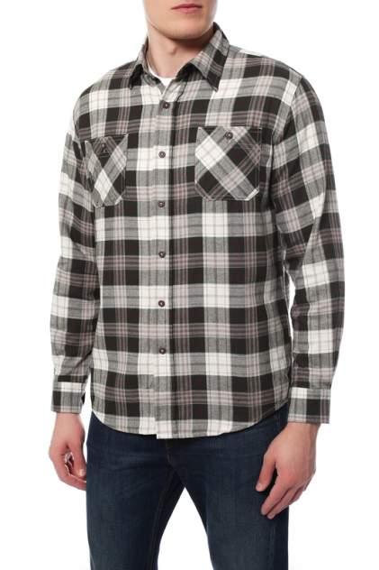 Рубашка мужская Wrangler 38080 серая 2XL