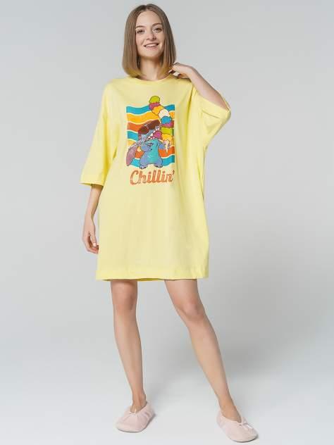 Ночная сорочка ТВОЕ 82209, желтый