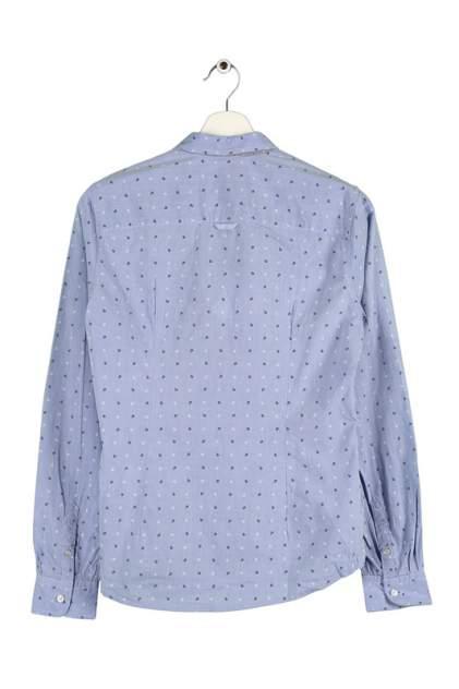 Рубашка мужская Saint James 2498 голубая 38 FR