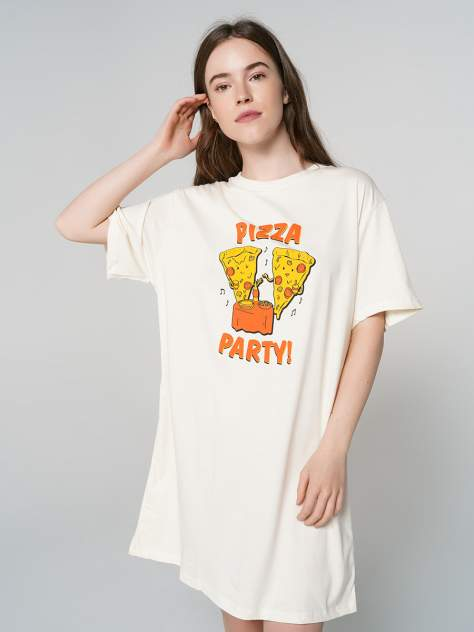 Ночная сорочка ТВОЕ 81888, бежевый