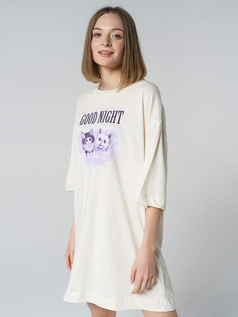 Ночная сорочка ТВОЕ 82204, бежевый