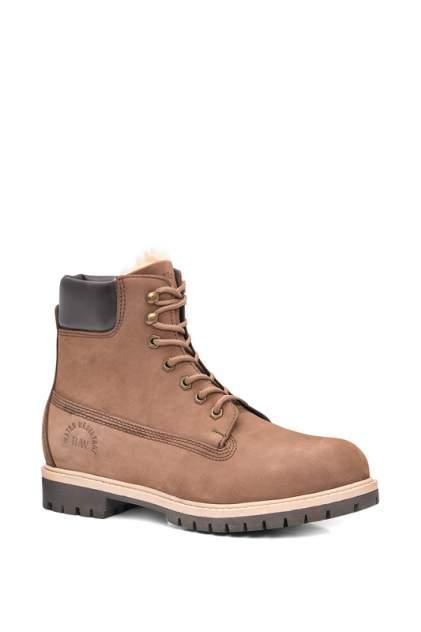 Ботинки мужские BELWEST 981436 коричневые 44 RU