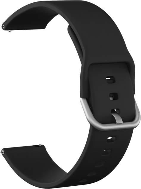 Ремешок для часов GSMIN Sport Line 22 для GearS3/GalaxyWatch(46mm) Черный