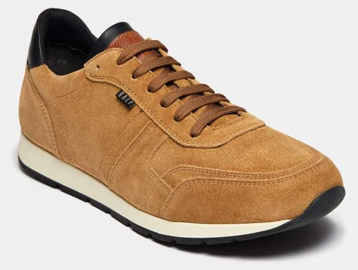 Низкие кроссовки мужские Ralf Ringer 587120 коричневые 41 RU