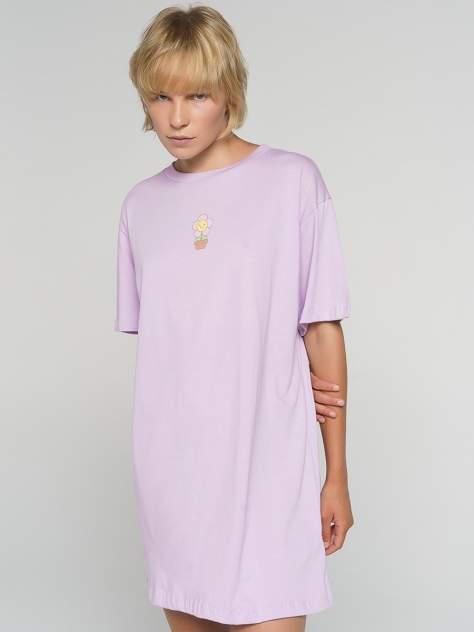 Ночная сорочка ТВОЕ 82199, фиолетовый