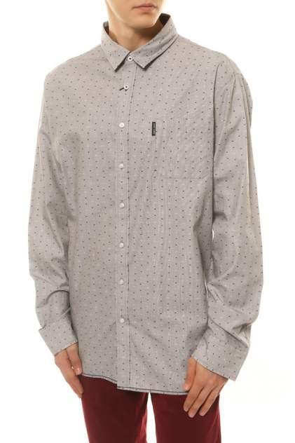 Рубашка мужская Saint James 2455 синяя 3XL