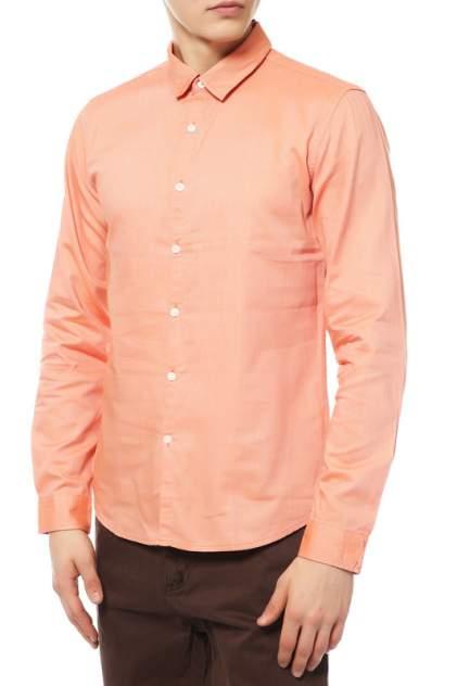 Рубашка мужская SLAM S105311S00 розовая 3XL